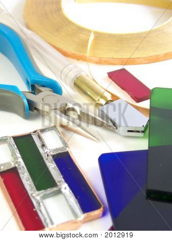 Tools For Stained-Glass Windows