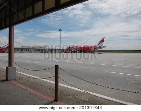 Airasia Aeroplane