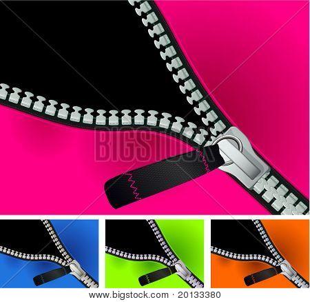 Vector zipper.