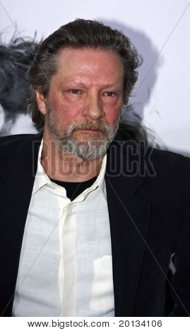 NEW YORK - MARCH 1: Actor Chris Cooper attends the 'Remember Me' premiere at the Paris Theatre March 1, 2010 in New York City.
