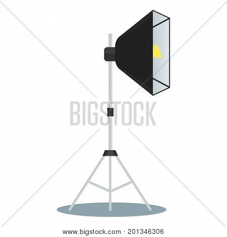 Softbox Front Side