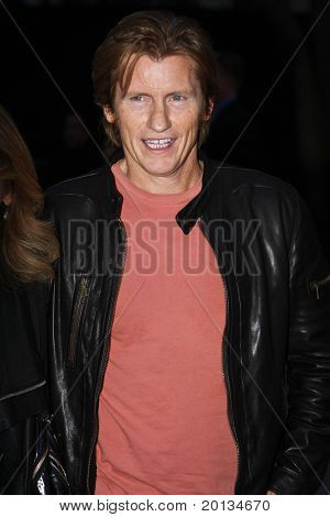 NEW YORK - APRIL 20: Actor Denis Leary arrives at New York State Supreme Court for the Vanity Fair Party during the 2010 Tribeca Film Festival on April 20, 2010 in New York City.