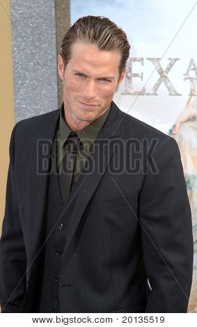 "NEW YORK - MAY 24: Actor Jason Lewis attends the premiere of ""Sex and the City 2"" at Radio City Music Hall on May 24, 2010 in New York City."
