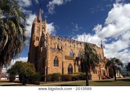 Classic Stone Church