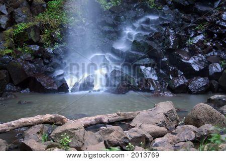 Rainforest Waterfall 2