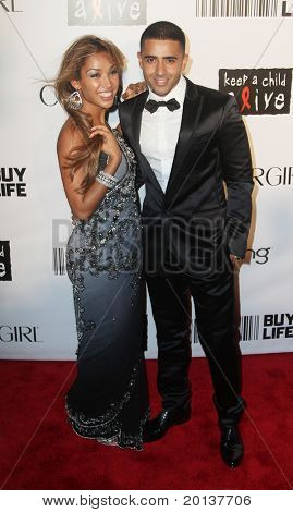 NEW YORK - SEPTEMBER 30: Singer Jay Sean attends the Keep A Child Alive's Black Ball at the Hammerstein Ballroom on September 30, 2010 in New York City.