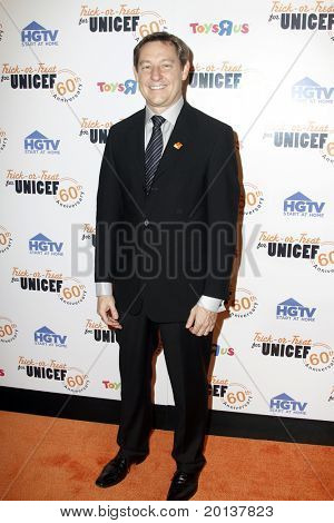 NEW YORK - OCTOBER 13: Executive Director of UNICEF, Anthony Lake attends the 60th Anniversary of Trick-or-Treat for UNICEF at The Xchange on October 13, 2010 in New York City.