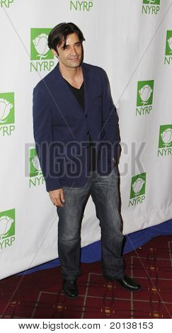 NEW YORK - OCTOBER 29: Gilles Marini attends the 15th annual Bette Midler New York Restoration Project's Hulaween at the Waldorf-Astoria Hotel on October 29, 2010 in New York City.