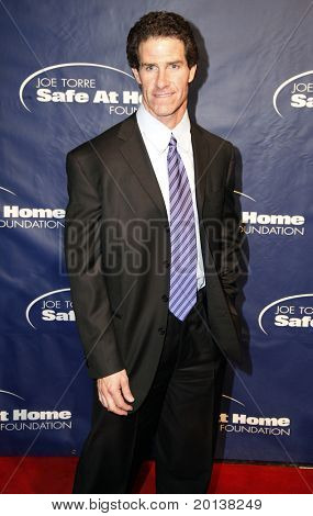 NEW YORK - NOV 11: Paul O'Neill attends the 8th Annual Joe Torre Safe at Home Foundation Gala at Pier Sixty at Chelsea Piers on November 11, 2010 in New York City.