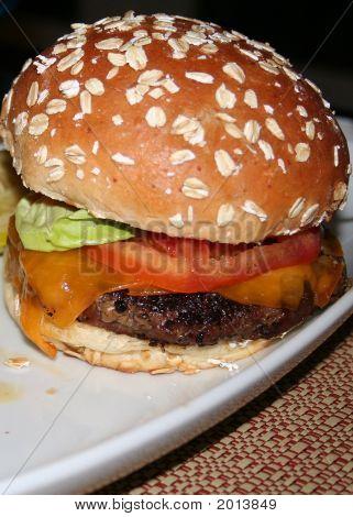 Big Cheese Burger