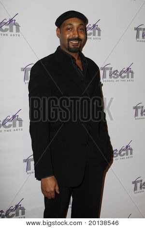 NEW YORK - DECEMBER 6: Actor Jesse L. Martin attends The Face of Tisch Gala at Frederick P. Rose Hall, home of Jazz at Lincoln Center on December 6, 2010 in New York City.