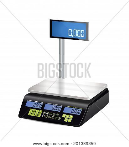 Casch Register + Scale 2
