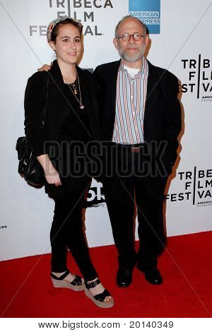 """NEW YORK - APRIL 20: Bob Balaban attends the opening night premiere of """"The Union"""" at the 2011 TriBeCa Film Festival at North Cove at World Financial Center Plaza on April 20, 2011 in New York City."""