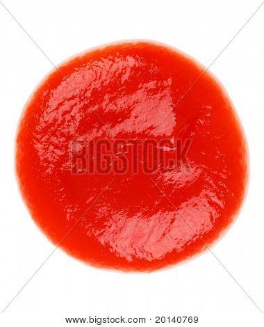 ketchup drop