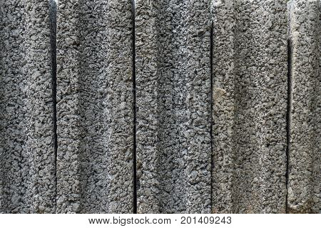 Stack Of Cement Brick Blocks Close Up Texture Background