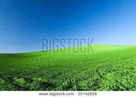 Horizont Landscape rock hill