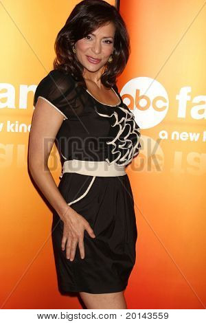LOS ANGELES - MAY 14:  Constance Marie at the Disney ABC Television Group May Press Junket 2011 at ABC Building on May 14, 2011 in Burbank, CA