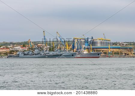 The Ships Of The Ukrainian Navy