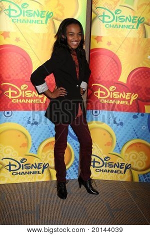 LOS ANGELES - MAY 14:  China Anne McClain at the Disney ABC Television Group May Press Junket 2011 at ABC Building on May 14, 2011 in Burbank, CA