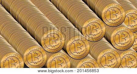 bicoin virual currency  digital money  criptocurrency concepual