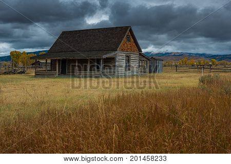 Mormon Row Historic, Grand Teton National Park