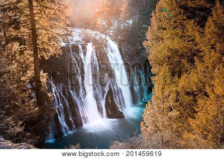 Mcarthur–burney Falls Memorial State Park