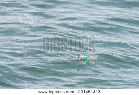 Bottle In The Ocean