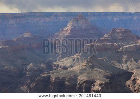 Grand Canyon National Park, Arizona Usa