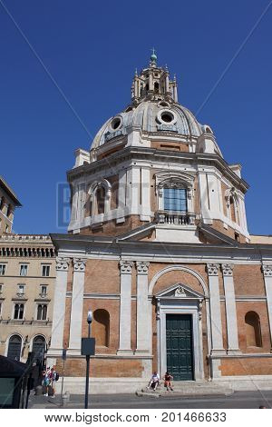 Roman Catholic Cathedral church in Rome, Italy