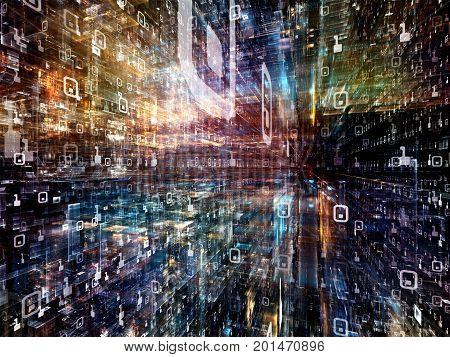 Beyond Digital Space