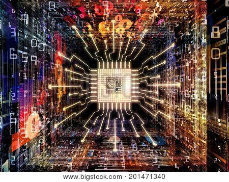 Metaphorical Computer Cpu