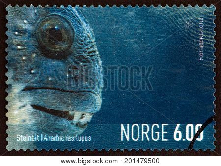 NORWAY - CIRCA 2004: A stamp printed in Norway from the
