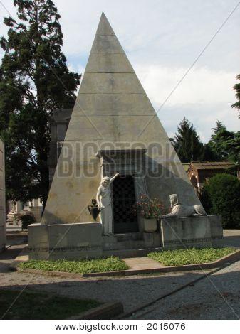 Pyramid Tomb