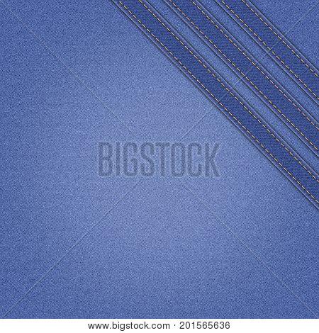 jeans fabric plain surface background denim textile texture