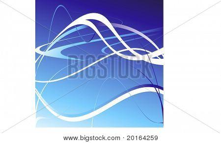 wispy waves