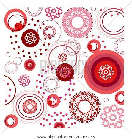 fresh pattern background