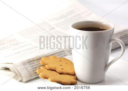 Morning Tea Drinking
