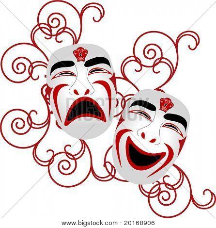 drama mask series