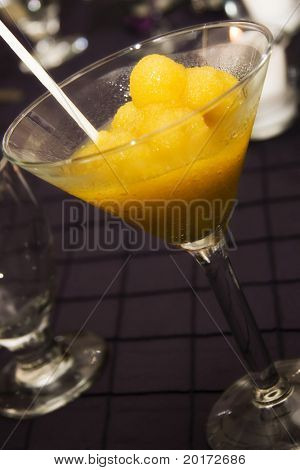 orange bellini