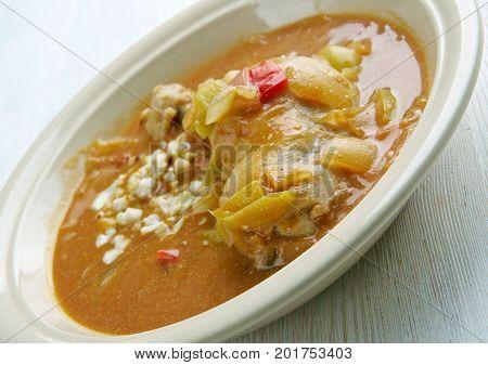 Groundnut Soup