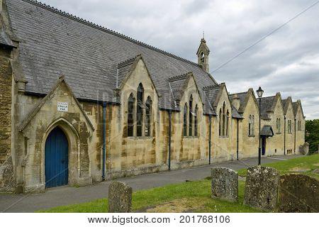 St. Andrews Church Hall Chippenham Wiltshire UK