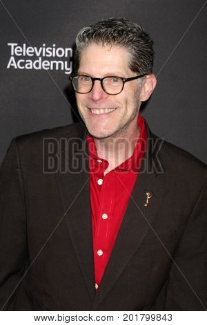 LOS ANGELES - AUG 23:  Bob Bergen at the Daytime Television Stars Celebrate Emmy Awards Season at the Saban Media Center at the Television Academy on August 23, 2017 in North Hollywood, CA