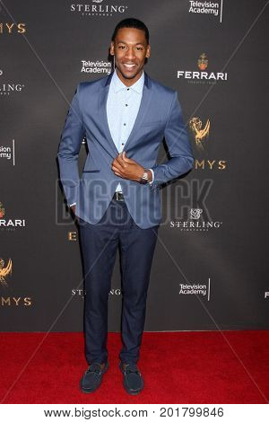 LOS ANGELES - AUG 23:  Darnell Kirkwood at the Daytime Television Stars Celebrate Emmy Awards Season at the Saban Media Center at the Television Academy on August 23, 2017 in North Hollywood, CA