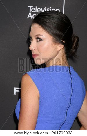 LOS ANGELES - AUG 23:  Laur Allen at the Daytime Television Stars Celebrate Emmy Awards Season at the Saban Media Center at the Television Academy on August 23, 2017 in North Hollywood, CA