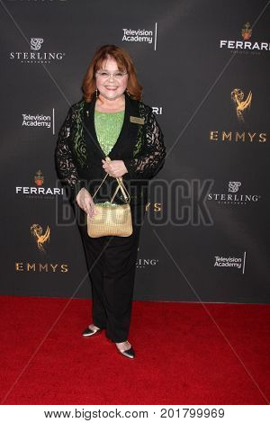 LOS ANGELES - AUG 23:  Patrika Darbo at the Daytime Television Stars Celebrate Emmy Awards Season at the Saban Media Center at the Television Academy on August 23, 2017 in North Hollywood, CA