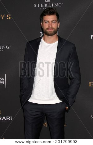 LOS ANGELES - AUG 23:  Pierson Fode at the Daytime Television Stars Celebrate Emmy Awards Season at the Saban Media Center at the Television Academy on August 23, 2017 in North Hollywood, CA