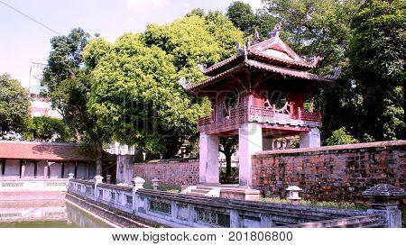 Hanoi, the national school in Vietnam, Wellcom to viet nam