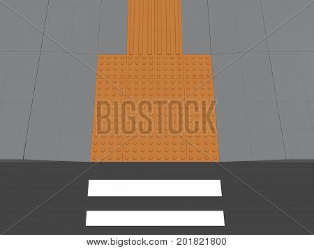 Tactile Paving Concept