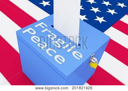 Fragile Peace Concept