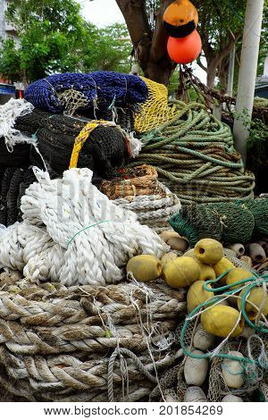 Fishing Equipment For Fishery
